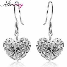 sterling silver earrings sensitive ears online get cheap sterling silver earrings sensitive ears