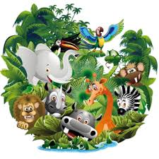 group of pet animals clipart nvsi
