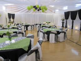 beautiful simple hall decoration ideas prom indoor wedding