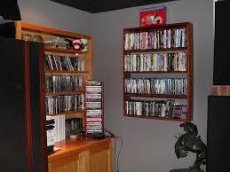 diy dvd movie shelves haammss