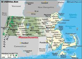 Map Of Massachusetts Cities john hancock by casey welch