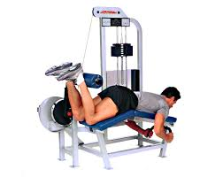 life fitness pro 1 lying leg curl used gym u0026 fitness equipment