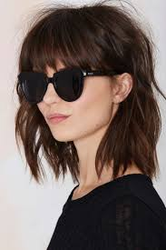 30 hairstyles with bangs and glasses perfect combination