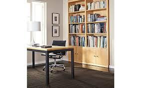 Bookcase Maple Woodwind Custom Four Door Bookcase In Maple Modern Custom