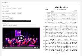 sheet music libary u2014 wordpress plugins
