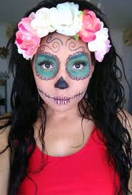 makeup ideas day of dead makeup beautiful makeup ideas and