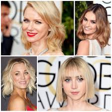 awesome bob haircuts awesome bob hairstyles from golden globes 2016 2017 haircuts