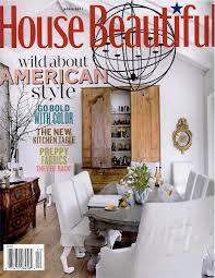 Housebeautiful Magazine by Studio Bon In House Beautiful