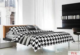 white black checkerboard comforter covers bedding set duvet cover