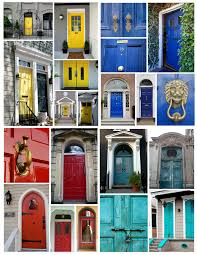 Home Exterior Design Pdf A Year Of Exterior Color Inspirations The Painted Front Door