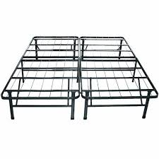 Platform Metal Bed Frame Mattress Foundation Classic Brands Hercules Platform Heavy Duty Metal Bed Frame