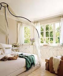 chambre a coucher parentale idée déco chambre adulte 100 suggestions en blanc