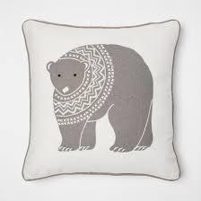 gray throw pillows target
