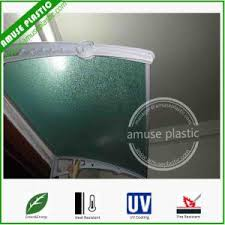 Dutch Awnings China Modern Dutch Awnings Cover Uv Resistant Polycarbonate