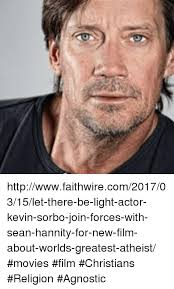 hannity movie let there be light httpwwwfaithwirecom20170315let there be light actor kevin sorbo join