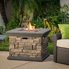 Firepit Pics Outdoor Square Liquid Propane Pit With