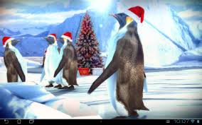 christmas edition penguins 3d android apps on google play
