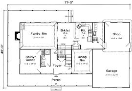 traditional house floor plans house plan 24403 at familyhomeplans com
