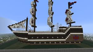 ship building guide with walk through minecraft blog