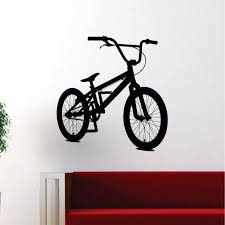 100 dirt bike home decor online buy wholesale dirt bike art dirt bike home decor wall ideas bmx biker wall stickers for kids rooms boys girls