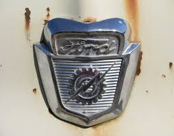 Old Ford Truck Emblems - image gallery old ford emblems