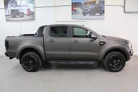 ford ranger wildtrak spec ford uk 2018 18 deranged ford ranger 4x4 dcb 3 2 tdci auto deranged