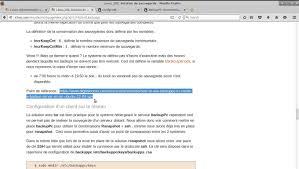 la quote definition linux 202 cours 11 backuppc partie 2 clonezilla youtube