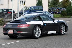 porsche carrera 2012 spyshots 2012 porsche 911 carrera coupe nordschleife autoblahg