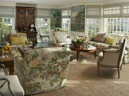 living room decorating styles nostalgic classic modern family