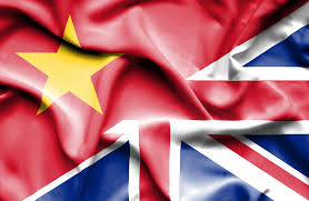 Viet Nam Flag Vietnam Uk Network