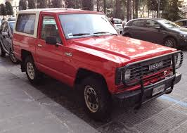nissan patrol 1990 modified red nissan patrol auto cars