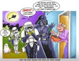 armoring up for halloween starwars com