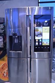family hub fridge gadget smart kitchen and barbie dream house