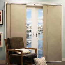 Sliding Patio Door Curtains Effective Cover Sliding Glass Door Dog Door