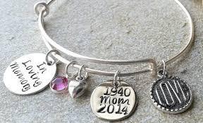 memorial bracelets for loved ones in loving memory bracelet memorial bracelet memorial jewelry