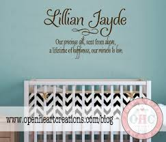baby nursery wall sayings nursery wall quotes baby name zoom