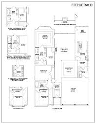 Butlers Pantry Floor Plans by Fitzgerald