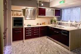 modeles de petites cuisines modernes modele de cuisine en l modele cuisine bois moderne 11 elk 1 modele