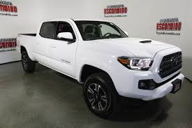 lexus of tacoma meet our staff new 2017 toyota tacoma trd sport double cab pickup in escondido