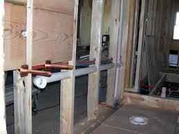 rough plumbing bathroom 28 amazing laundry room plumbing photo