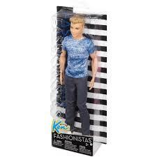 barbie fashionistas ken doll dashing denim walmart