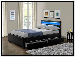 king size bed frame with storage canada home design ideas