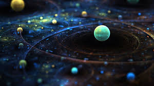 sky design space galaxy nebula stars night sky clouds outer space
