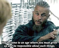 Vikings Memes - i ve never been attracted to bald men before
