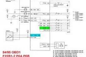 honda obd1 ecu pinout diagram wiring diagram
