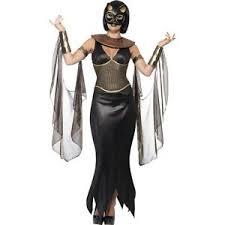 Halloween Costumes Egyptian Womens Bastet Cat Goddess Costume Egyptian Halloween Evil