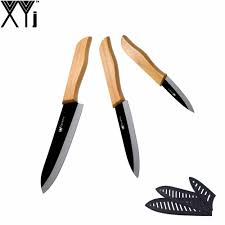 online get cheap cooking knife sets aliexpress com alibaba group new style kitchen knife set eco friendly bamboo handle sharp blade ceramic knife 3 inch
