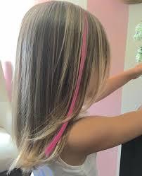 2017 youth kid medium length cute haircuts for girls