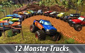 all monster trucks in monster jam monster truck offroad rally 3d android apps on google play