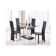 cheap dining table and chairs ebay modern dining chairs ebay